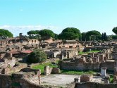 Rome tours - Ostia antica Tour with round trip pick up service