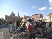Rome tours - Rome Jubilee Tour Visit the Seven Churches by bike