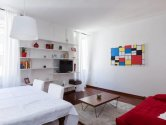 Rome holiday apartments: Holiday-apartment-Rome-White-Monti-Balcony