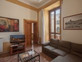 Holiday apartment Rome Baullari Balcony Campo dei Fiori
