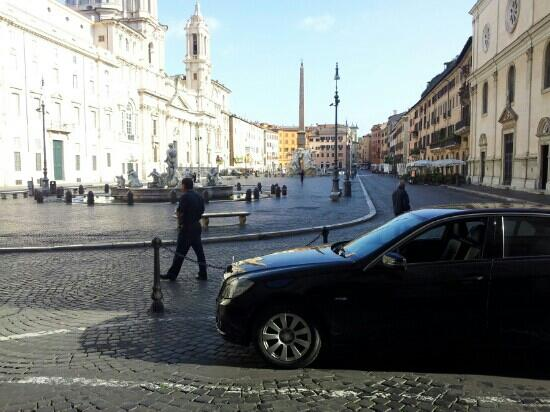 Holiday Rome - car pick up service Rome