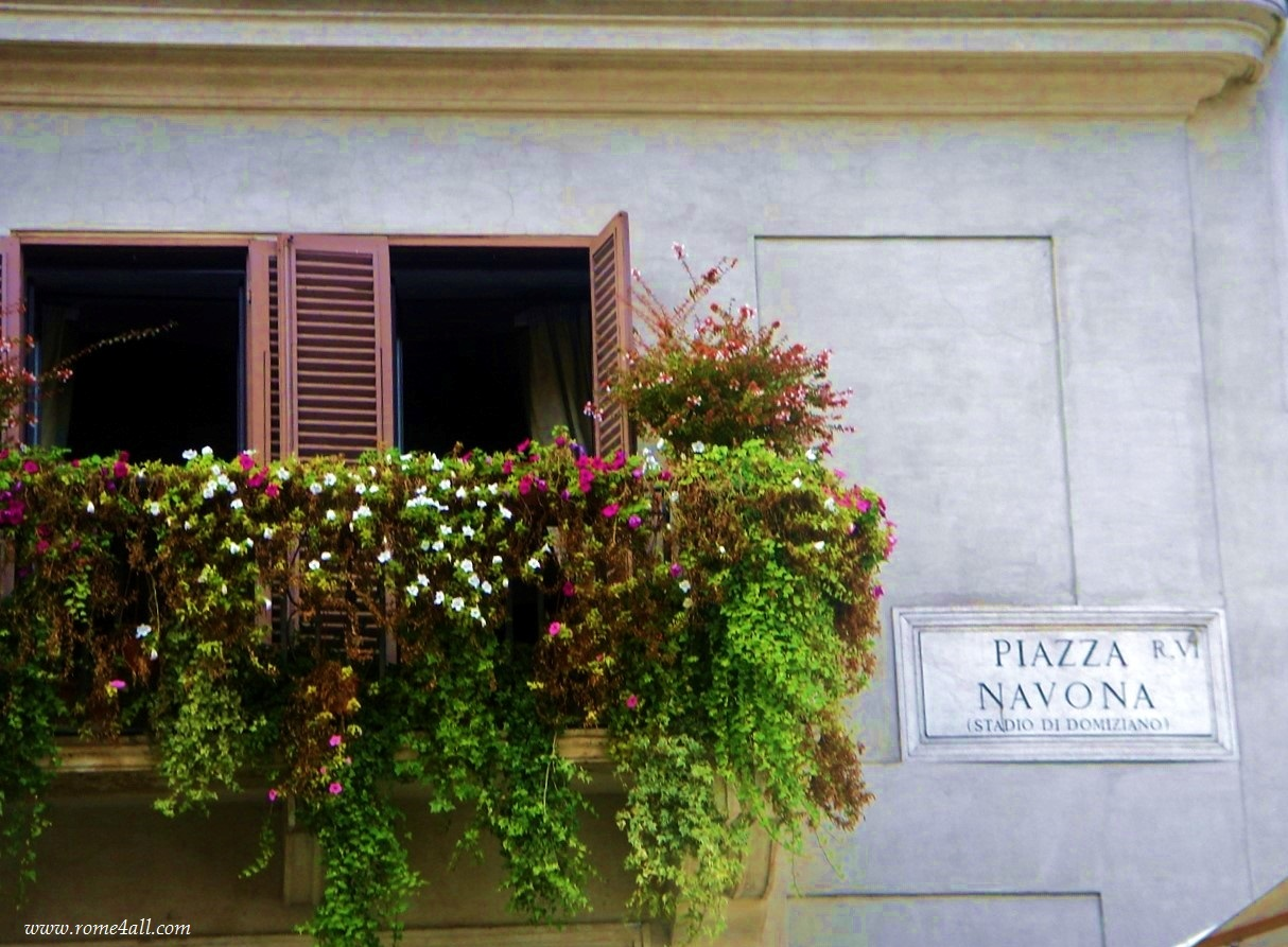Vacation Rentals in Rome Piazza Navona